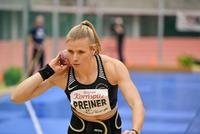 Verena Preiner beim Gugl-Meeting Indoor 2020 (C) GEPA pictures