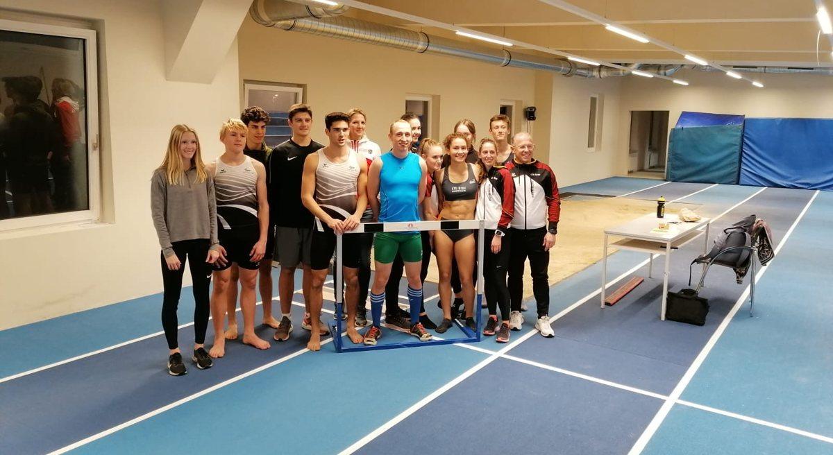 Indoormeeting Graz-Eggenberg 10.12.2019