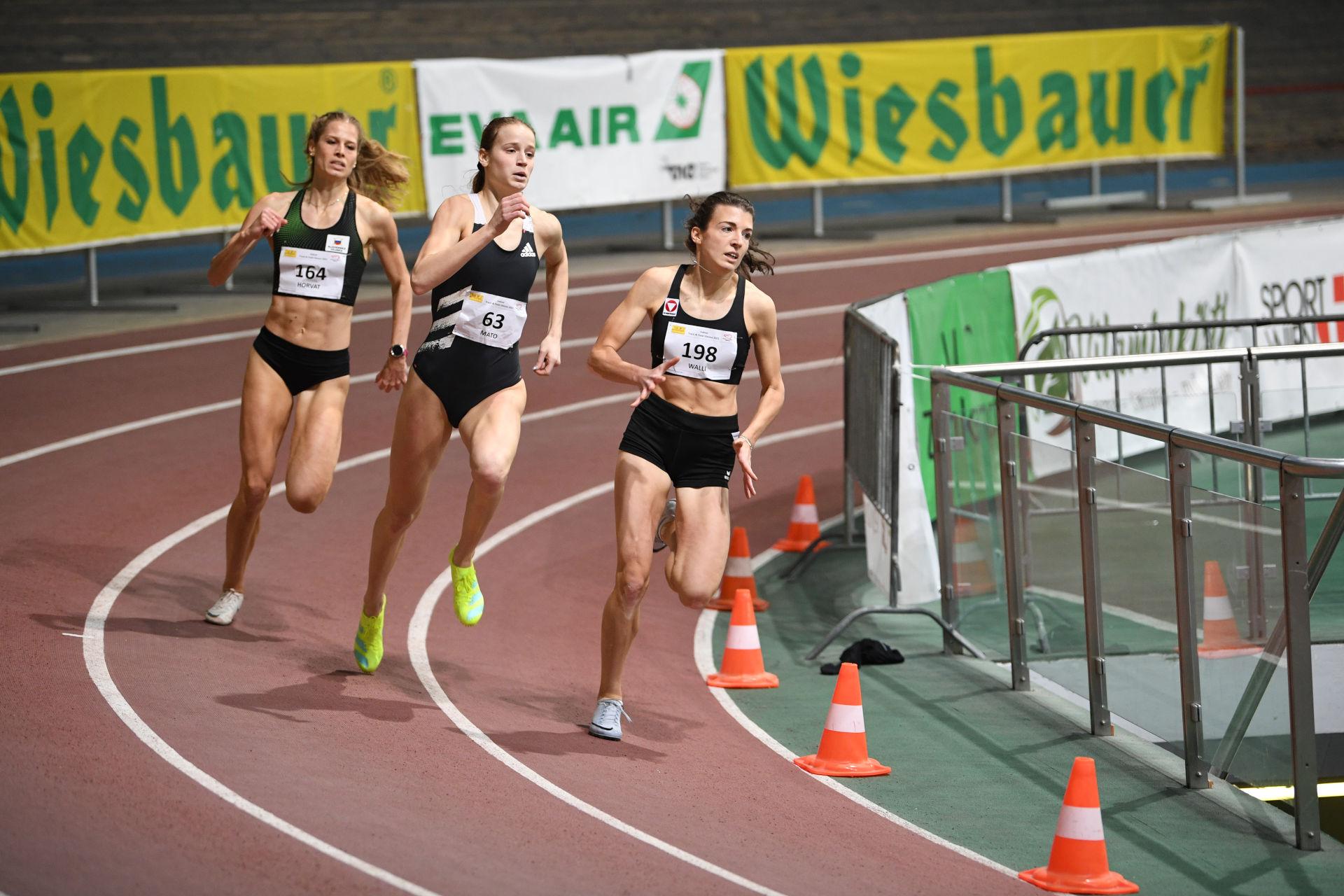 Susanne Walli 400m ITFV 2021 (c) Alfred Nevsimal