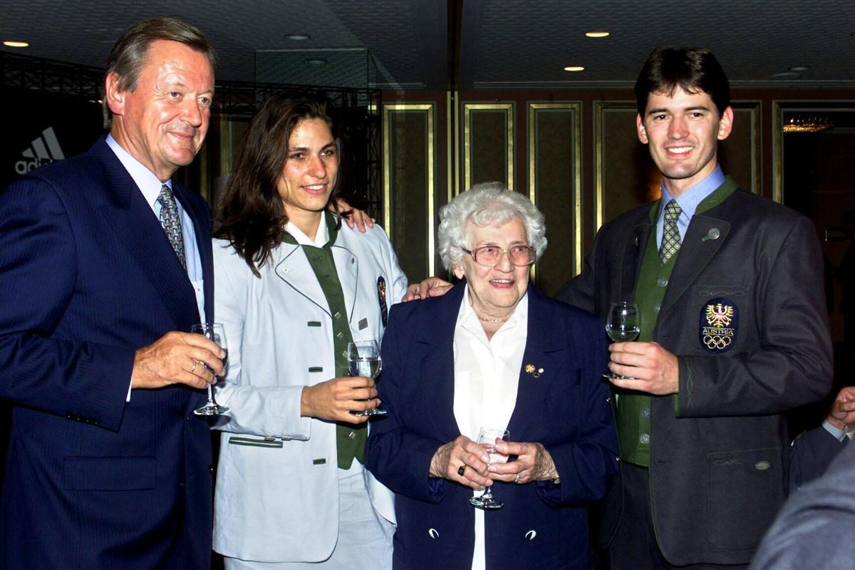 Herma Bauma im Jahr 2000