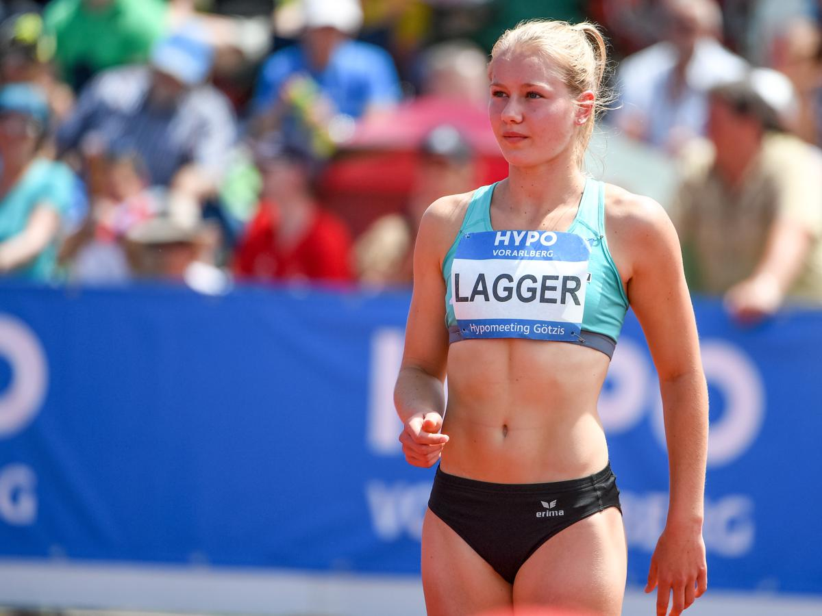 Sarah Lagger in Götzis 2018 (C) GEPA Pictures